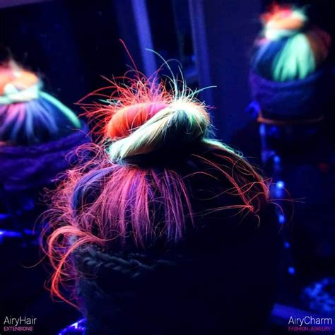 The Best Of Glow In The Dark (neon) Hairstyles