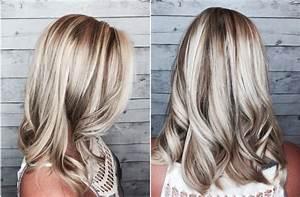 Faire Un Balayage : blond cendr blond v nitien ou ch tain clair quelle coloration cheveux pour l 39 automne ~ Melissatoandfro.com Idées de Décoration