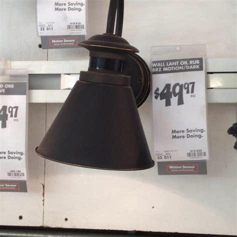outdoor motion sensor light home depot for the home