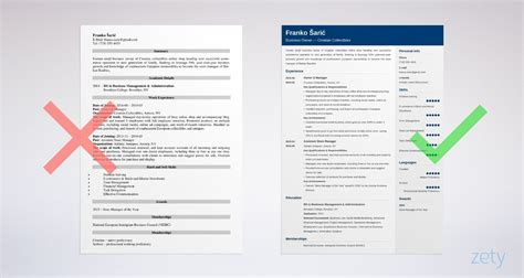 Hiring managers scan your resume looking for keywords to clue them in about what type of worker you are. Business Owner Resume Samples (Template & Guide)