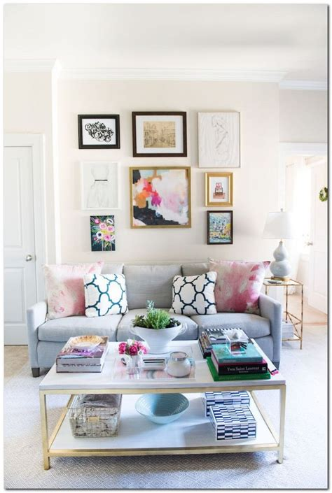 apartment living rooms ideas  pinterest small