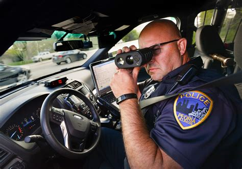 Peoria police issue fewer traffic citations - News ...