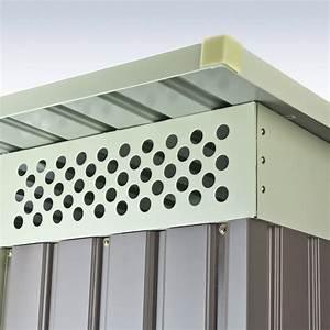 Firsthöhe Berechnen : ger tehaus gartenhaus dublin metall 4 8 qm ~ Themetempest.com Abrechnung