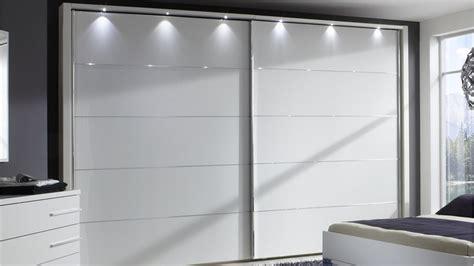 Wide White Wardrobe by Stylform Eos 200 400cm Matt White Sliding Door Wardrobe