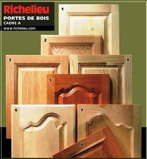 Les Portes D'armoires De Cuisine C'est La Base Et Un