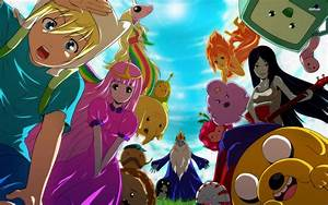 Adventure Time Background PixelsTalk Net