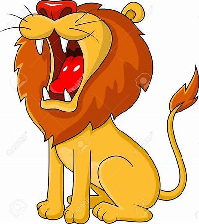 Mouth Clipart Lion Lions Clipground Help Cliparts