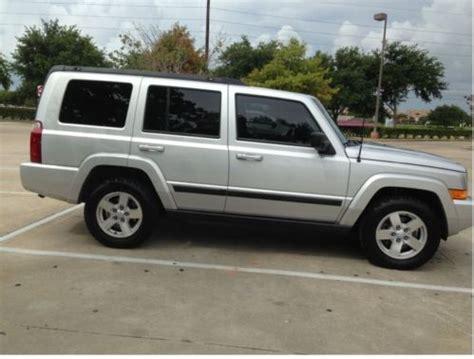 sell   jeep commander sport sport utility  door