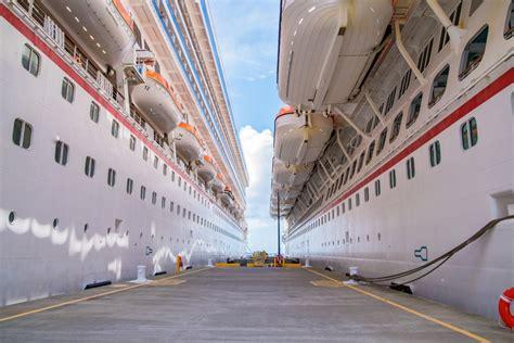 passengers injured  carnival cruise ship collision