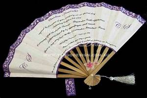 unique invitation idea handmade fan invitations with With spanish fan wedding invitations