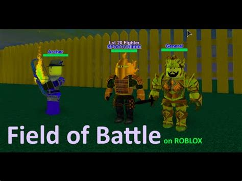 Roblox Whatever Floats Your Boat Denis by Roblox Field Of Battle Let S Play Ep 1 With Friends