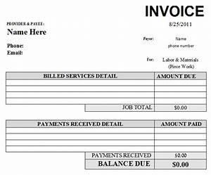 car rental invoice template printable invoice template With car rental invoice template