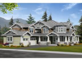 Style House Plans Canterbury Farms Craftsman Home Plan 071s 0023 House Plans And More