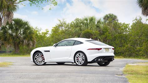 2015 Jaguar F-type R Coupe Review