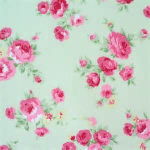 shabby fabrics rosalind rose 100 cotton fabric small floral roses shabby vintage chic ebay