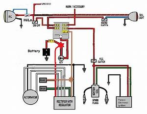 Xs650 Wiring Diagram  U2013 Volovets Info