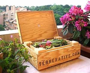 Compost En Appartement : fabriquer un lombricomposteur en bois pourquoi pas ~ Melissatoandfro.com Idées de Décoration