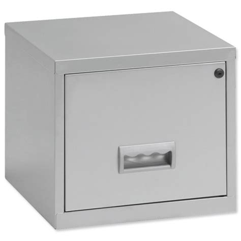 single drawer file cabinet metal buy pierre henry filing cabinet steel lockable 1 drawer a4
