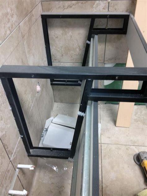 vanity support brackets accessiblebathroomideas