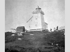 Musquash Head Lighthouse, New Brunswick Canada at