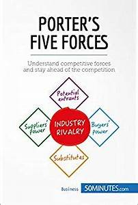 Amazon.com: Porter's Five Forces: Understand competitive ...