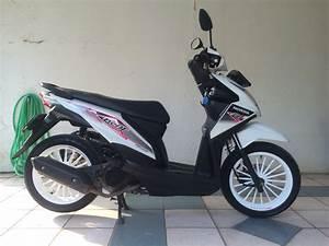 Jual Honda Beat Fi Pgm Fi 2014 Istimewa Velg Racing   Velg