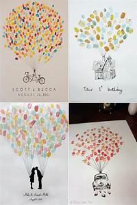 Arbre A Empreinte : 25 best ideas about original wedding gifts on pinterest guestbook ideas map anniversary gift ~ Preciouscoupons.com Idées de Décoration