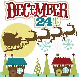 December 24th SVG