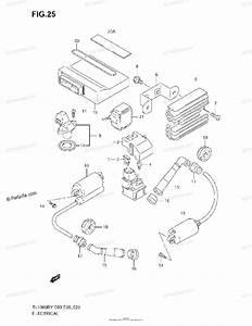 Suzuki Tl1000 Wiring Diagram