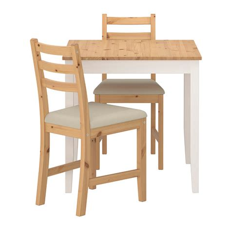 Ikea Kitchen Table And Chairs Set by Lerhamn Table And 2 Chairs Ikea