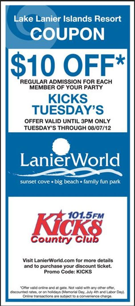 Boat Ed Coupon by Lake Lanier Water Park Coupons Search Engine At