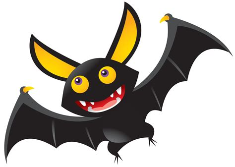 Free Bat Clipart