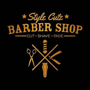 Logo Design - Barber ShopBNSigns.com