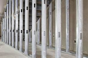 Trockenbau Osb Gipskarton : trockenbauwand aufbau so wird 39 s gemacht ~ Orissabook.com Haus und Dekorationen