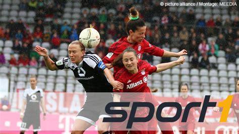 frauen bundesliga live und im free tv sport1 sichert sich tv rechte an 680   Allianz Frauen Bundesliga Sport 1