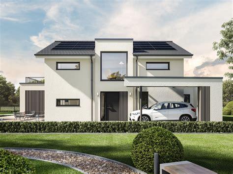 Moderne Häuser Satteldach Bilder by Einfamilienhaus Modern Mit Satteldach Haus Concept M 154