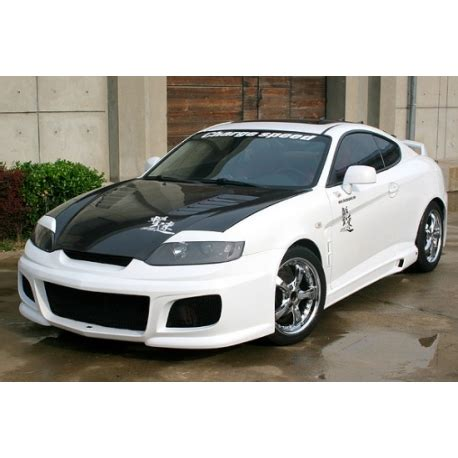Hyundai Tiburon Kit by Chargespeed Kit Gk Hyundai Tiburon