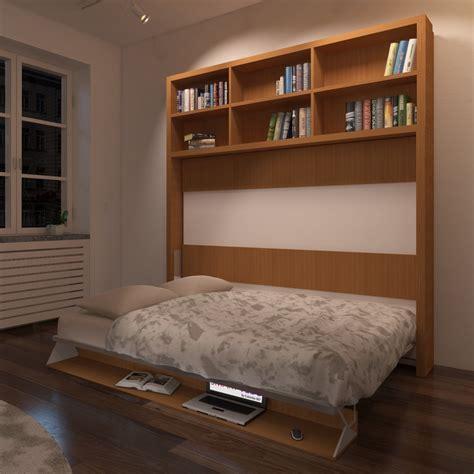 Lit Escamotable Bureau - lit bureau horizontal escamotable nantes 44 rangeocean