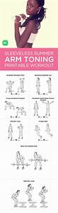 Top 8 Arm Toner Workouts For Women | Printable workouts ...