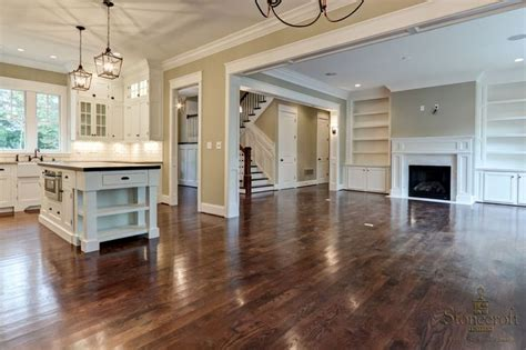 open kitchen floor plans with islands love the super tall cabinets extra tall doors fireplace legs on the island sink and open