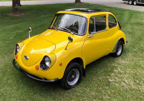 Subaru 360 For Sale by 1969 Subaru 360 S For Sale On Bat Auctions Sold