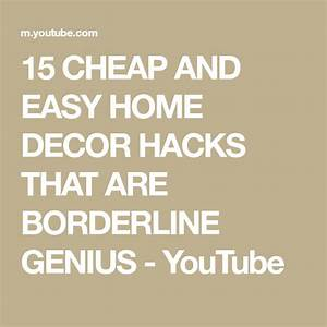 15, Cheap, And, Easy, Home, Decor, Hacks, That, Are, Borderline