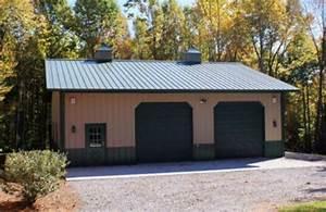 diy pole barn kits oregon diy projects With barn cost calculator