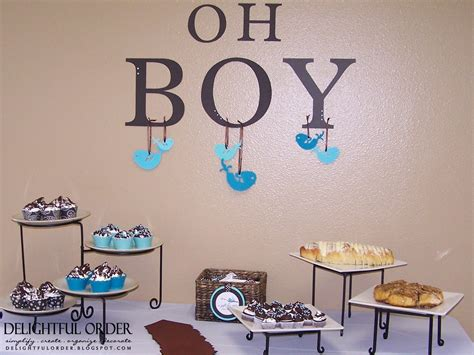 baby shower theme boy oh boy baby shower ideas pictures to pin on pinterest pinsdaddy