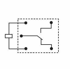 jqc 3ff 05 relay technical data With spdt relay circuit