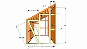 Lean to greenhouse plans Free Outdoor Plans - DIY Shed