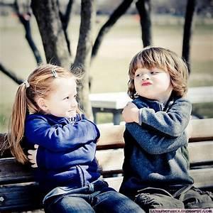 cute kids love couple | lovepicturex