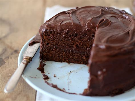 moms chocolate cake recipe marcia kiesel food wine
