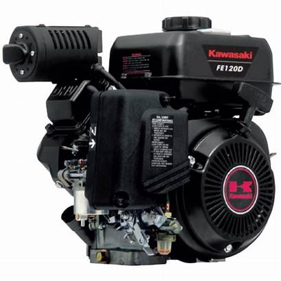 Kawasaki Fe Engine Series Overview Lawn
