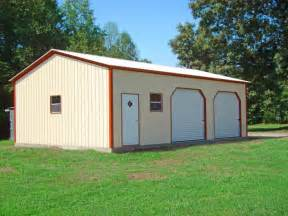 Garage with Living Quarters